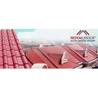 Atap Upvc  Royal®Roof Atau Genteng Royal®