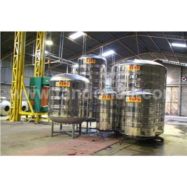 Tangki Air Stainless Steel Vepo