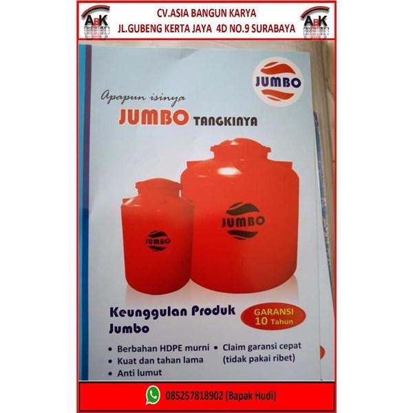 Tangki Air Plastik Jumbo