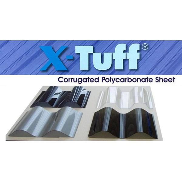 Atap Polycarbonate X Tuff