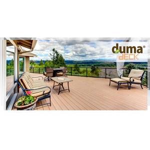 Duma Deck Lantai Wpc Board