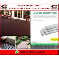 Conwood Deck 4 6 8 Lantai Kayu Parket