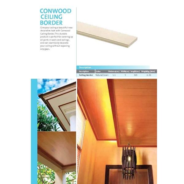 Conwood  Atap Semen