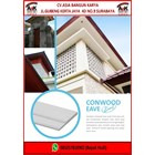 Conwood Eave 2 In 1 Dinding Partisi  3