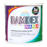 Damdex Warna Pelapis Anti Air