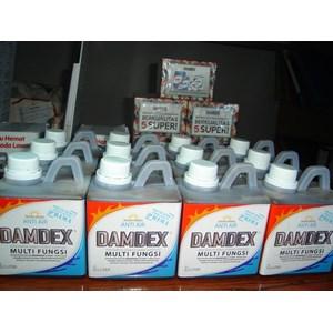 Cara Menggunakan Damdex Untuk Kolam Ikan