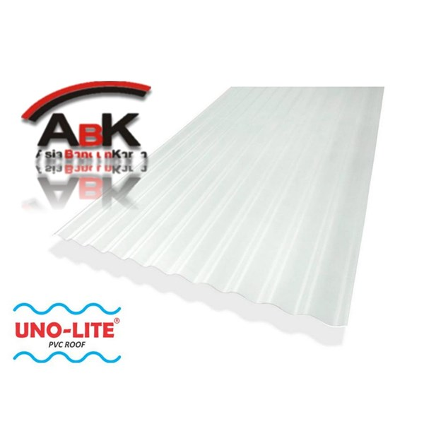 Atap Gelombang Plastik PVC
