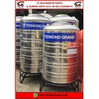 Tangki Air Tedmond Grand Stainless 4