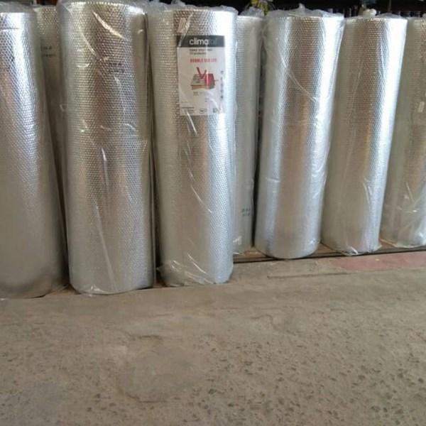 Aluminium Foil Woven Clima Double
