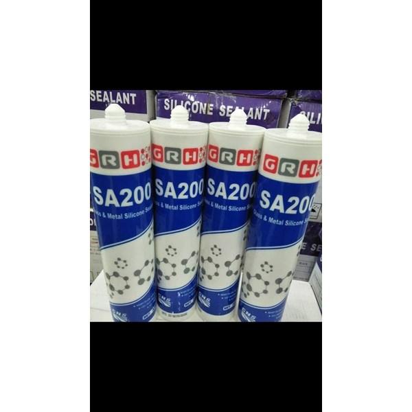 Silicone Sealant GRH SA 200