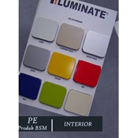 Aluminium Composite Panel LUMINATE PE