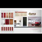 Pintu PVC Duma Premium Composite Door 4