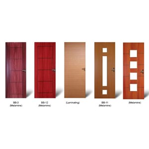 Dari Pintu PVC Duma Premium Composite Door 0