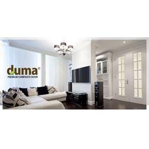 Dari Pintu PVC Duma Premium Composite Door 1