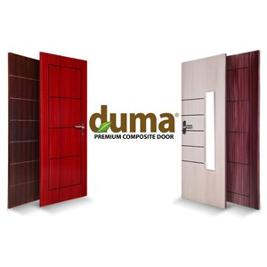 Dari Pintu PVC Duma Premium Composite Door 2