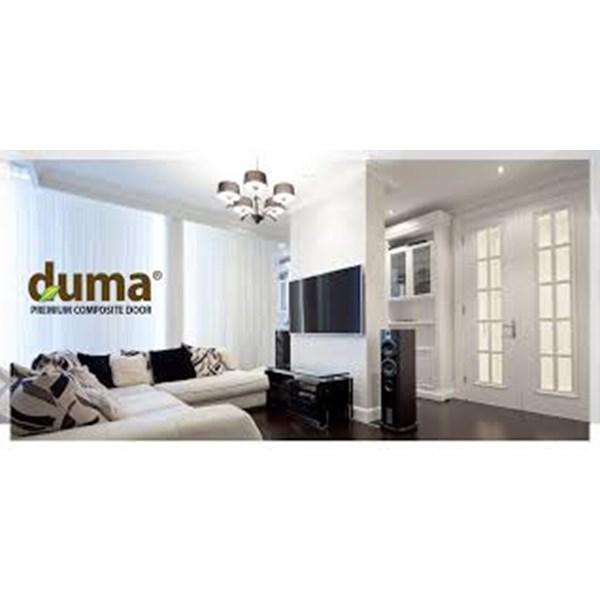 Pintu PVC Duma Premium Composite Door