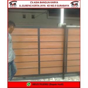 Wood Cement Plank Plain