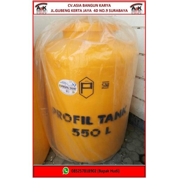 Tangki Air Plastik PROFIL TANK 550 L