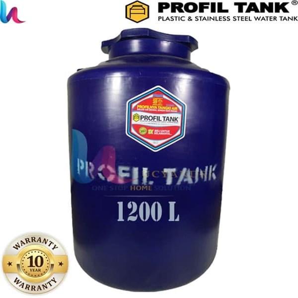 Tangki Air Plastik PROFIL TANK 1.200 L