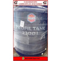 Tandon Air Plastik PROFIL TANK 2.300 L