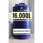 Tandon Air Plastik PROFIL TANK 16.000 L 2