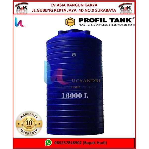 Tandon Air Plastik PROFIL TANK 16.000 L