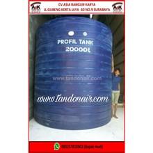 Tandon Air Plastik PROFIL TANK 20.000 L