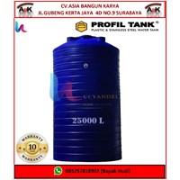 Tandon Air Plastik PROFIL TANK TDA 25.000 L