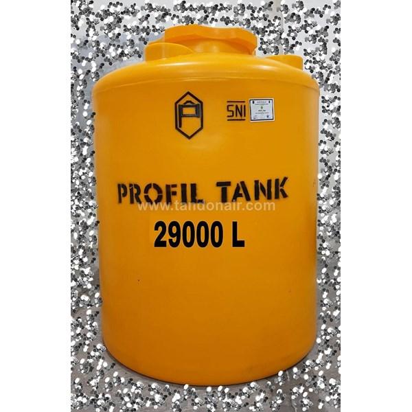 Tandon Air Plastik PROFIL TANK TDA 29.000 L