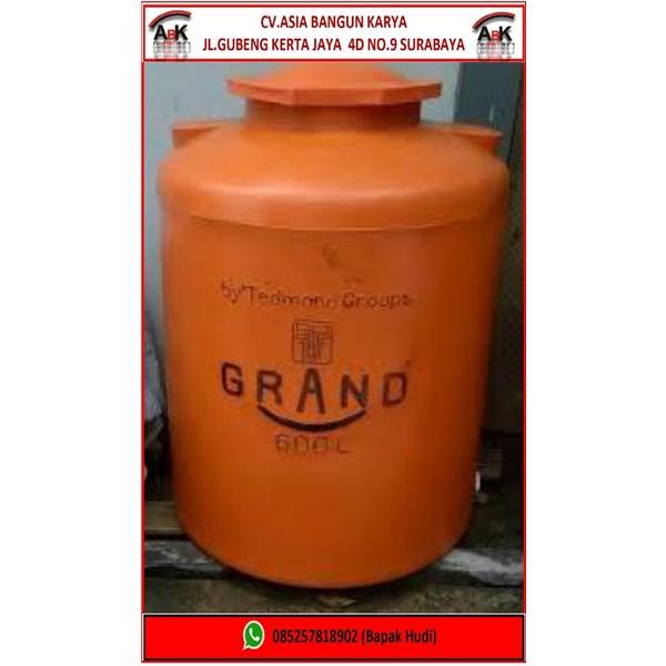 Tangki Air Plastik GRAND PE 600 L