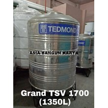 Tangki Air Stainless Steel GRAND