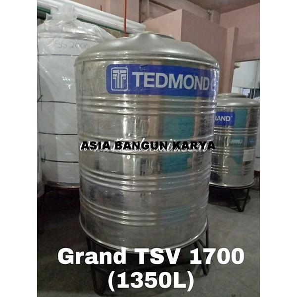 Tangki Air Stainless Steel GRAND 1350 L