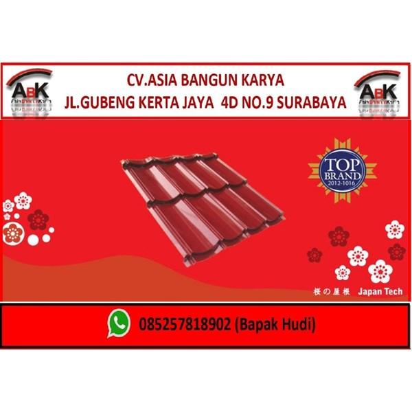 "Genteng Metal Sakura Roof ""CLASSIC"""