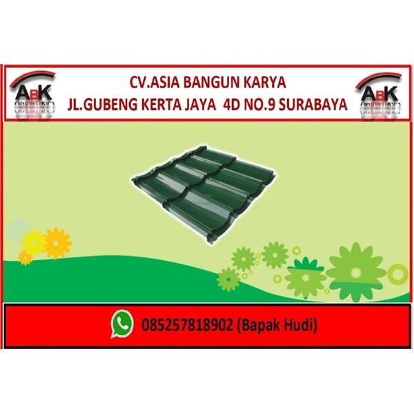 "Genteng Metal Surya Roof ""CLASSIC"""