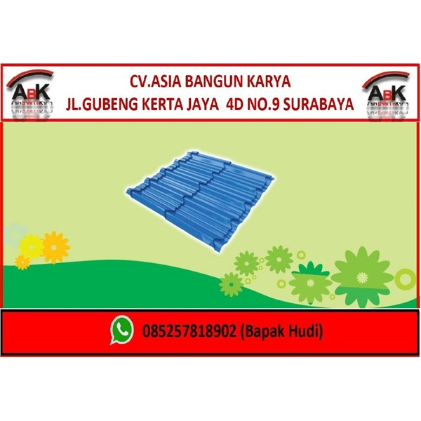 """Genteng Metal Surya Roof """"PERMATA"""""""