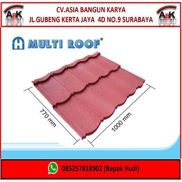 """Genteng Metal Multi Roof """"STONE"""""""