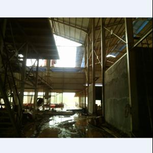 Jasa Pembuatan Stasiun Penebah / Threshing Station