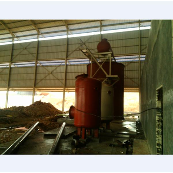 Foto Dari Jasa Pembuatan Stasiun Penyimpanan Minyak / Bulk Storage Tank Station 0
