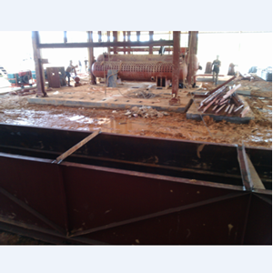 Jasa Pembuatan Stasiun Pengolahan Air Boiler / Boiler Feed Water Treatment Station By Putra Mulia Sejati