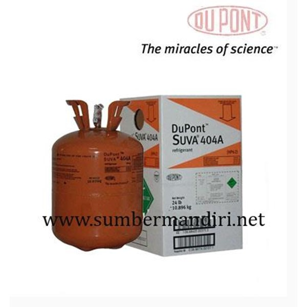 Freon Dupont R404a