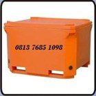 COOL BOX DELTA 600 liter 1