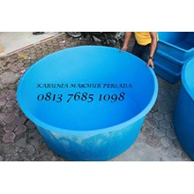 ROUND FISH TUBS 1000 LITERS