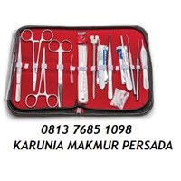DISECTING KIT (ALAT LABORATORIUM UMUM)