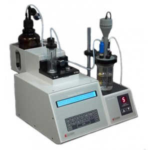 Dari K90590 AUTOMATIC POTENTIOMETRIC TITRATOR 1