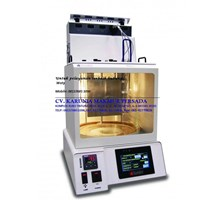 Jual KV5000 Kinematic Viscosity Bath with Optical Flow Detection System