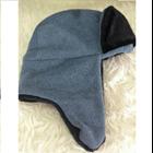 Topi Rusia Bahan Thermal Abu- Abu All Size 1
