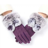 Thermal Fleece Women Gloves