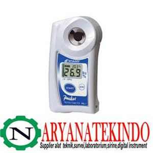 Digital Hand-Held Pal-1 Refractometer
