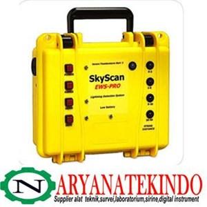 Ews-Pro Skyscan Petir Detector