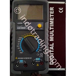 Multimeter Digital Dekko-4070D